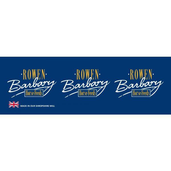 PVC Rowen Barbary Banner