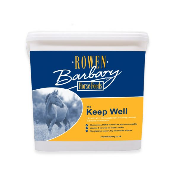 Keep Well - All-In-One Supplement