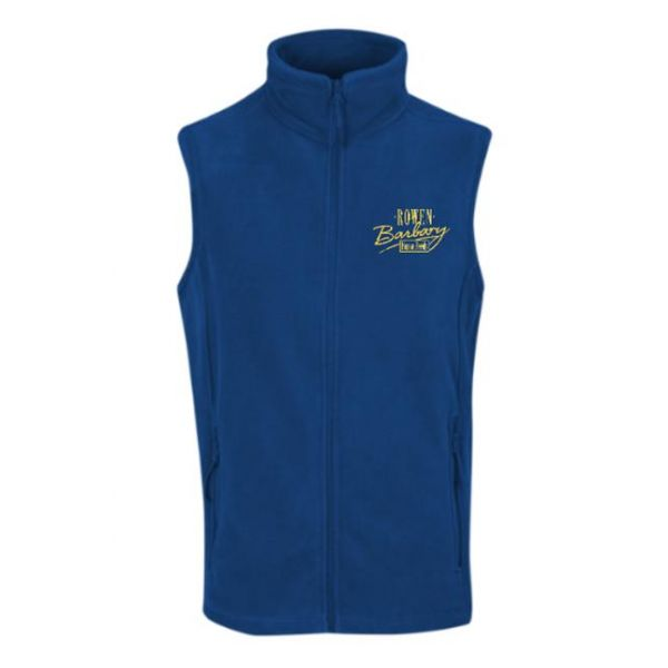 Mens Fleece Gilet
