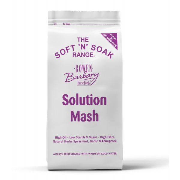 Solution Mash 20kg - Under 1% Sugar