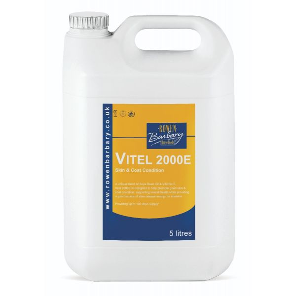 Vitel 2000E - Healthy Coat Shine